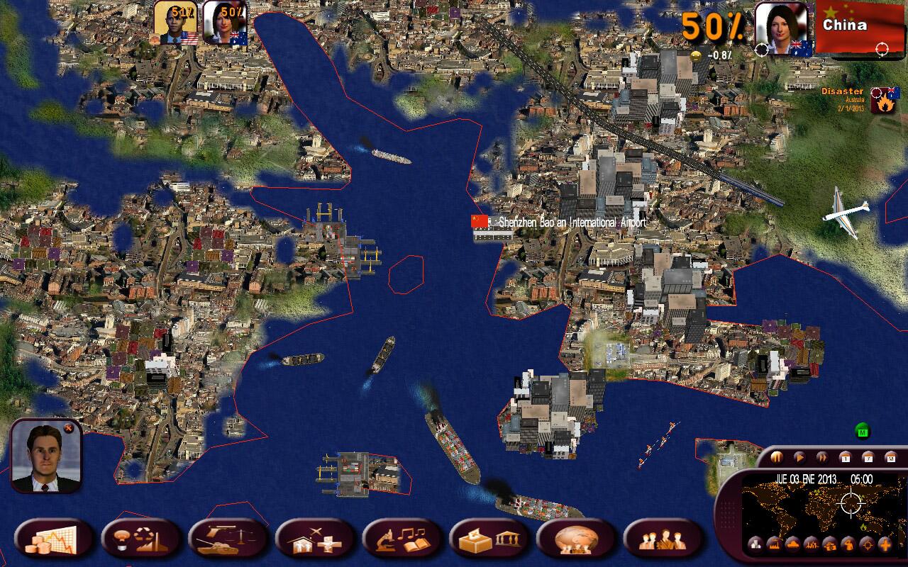 Geo-Political Simulator Screenshot_1